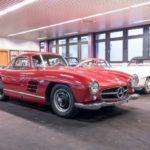 ALL TIME STARS: Un lugar de ensueño donde encontrar los grandes clásicos de Mercedes-Benz