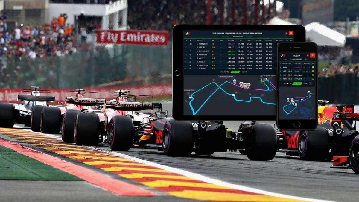 Así sería la oferta de Liberty para retransmitir la F1 online