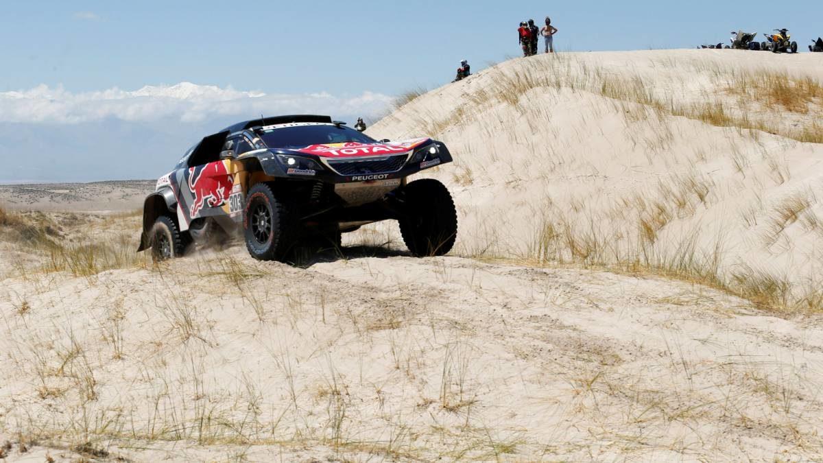 El Dakar rectifica y retira la penalización a Carlos Sainz