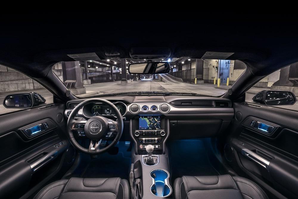 El Ford Mustang Bullit vuelve a modo de edición especial: Ve preparando el babero…