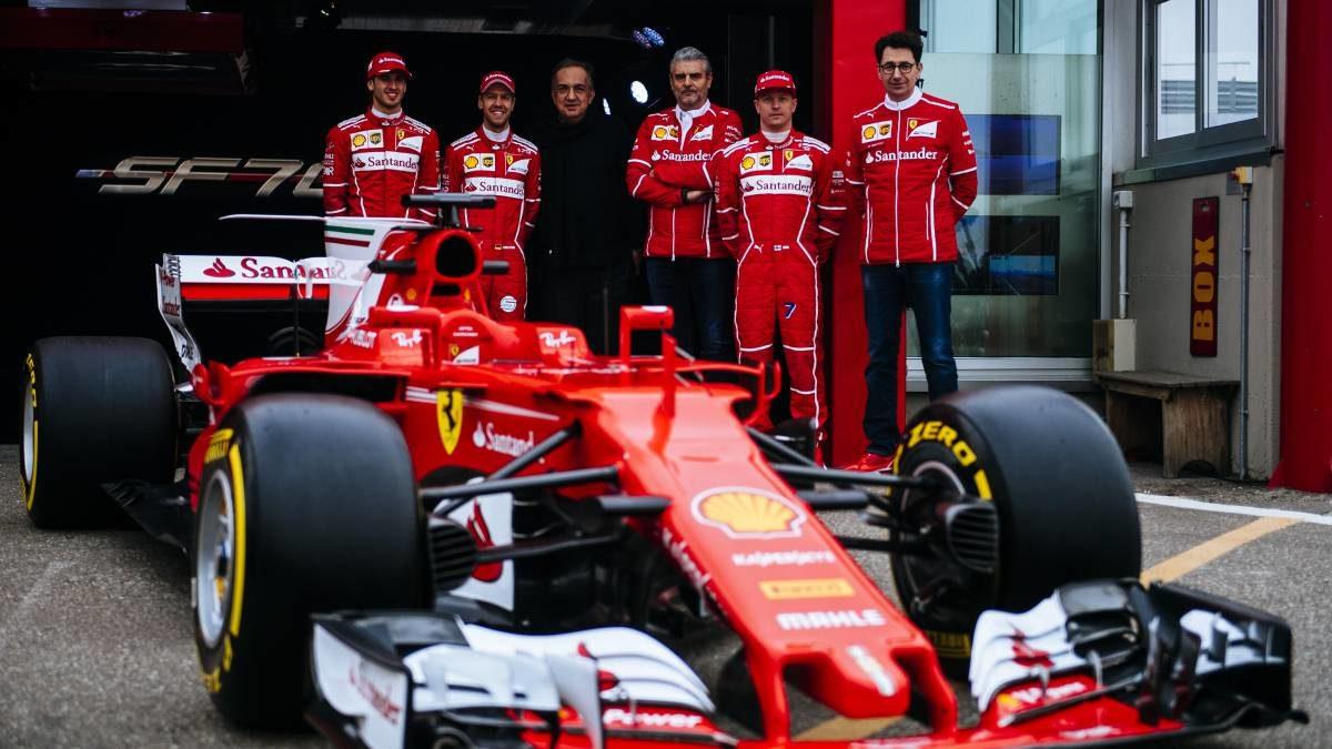 "Ferrari: ""Hemos hecho un coche de mi… o una verdadera bestia"""