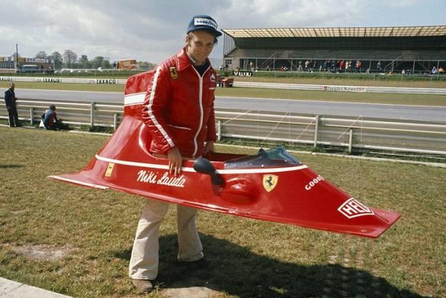 """Ferrari no tiene sitio para profetas como Niki Lauda"""