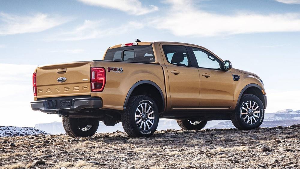 Ford Ranger 2019: El pick up de tamaño medio vuelve al mercado estadounidense por todo lo alto
