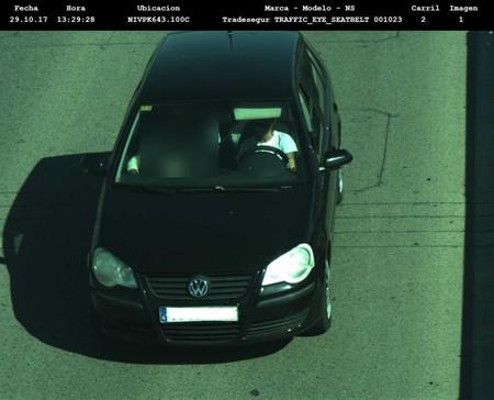 La DGT no podrá sancionar a un vehículo infractor al no poder identificar al conductor