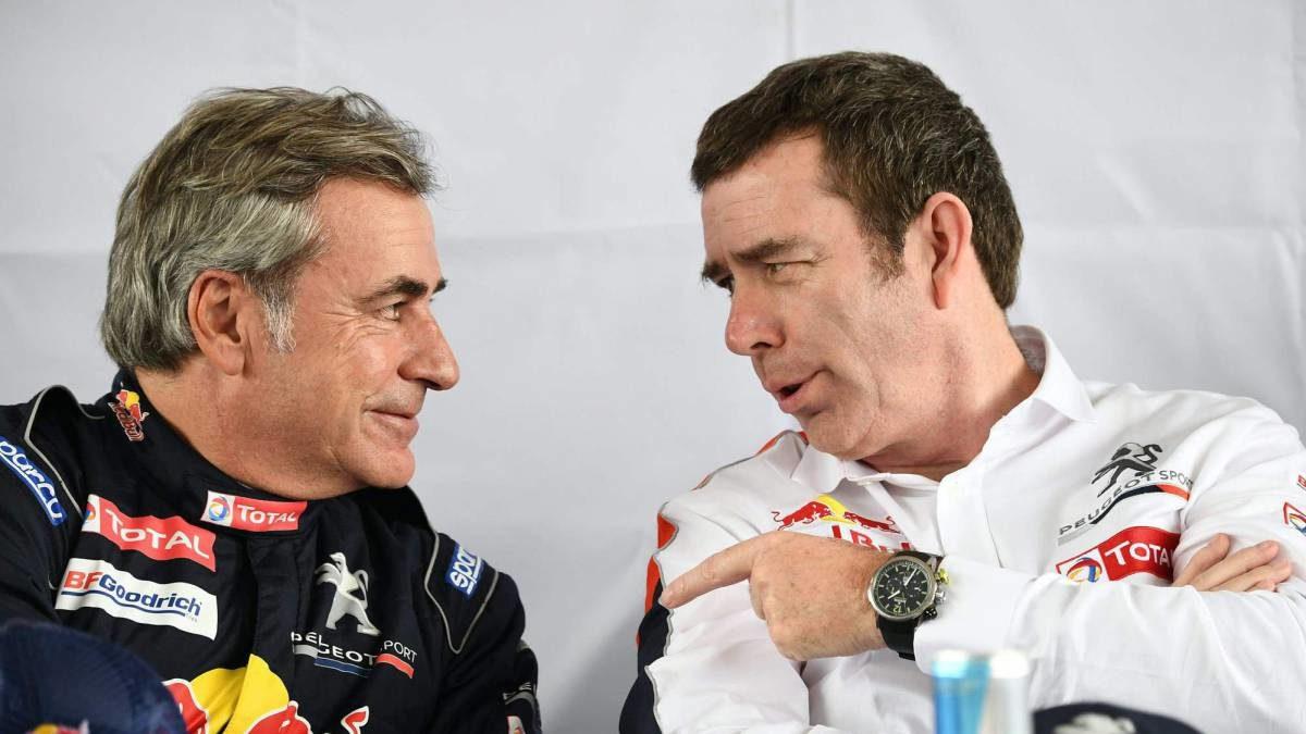 """Peugeot respalda a Sainz: """"Esto le dará más fuerzas para ganar"""""""
