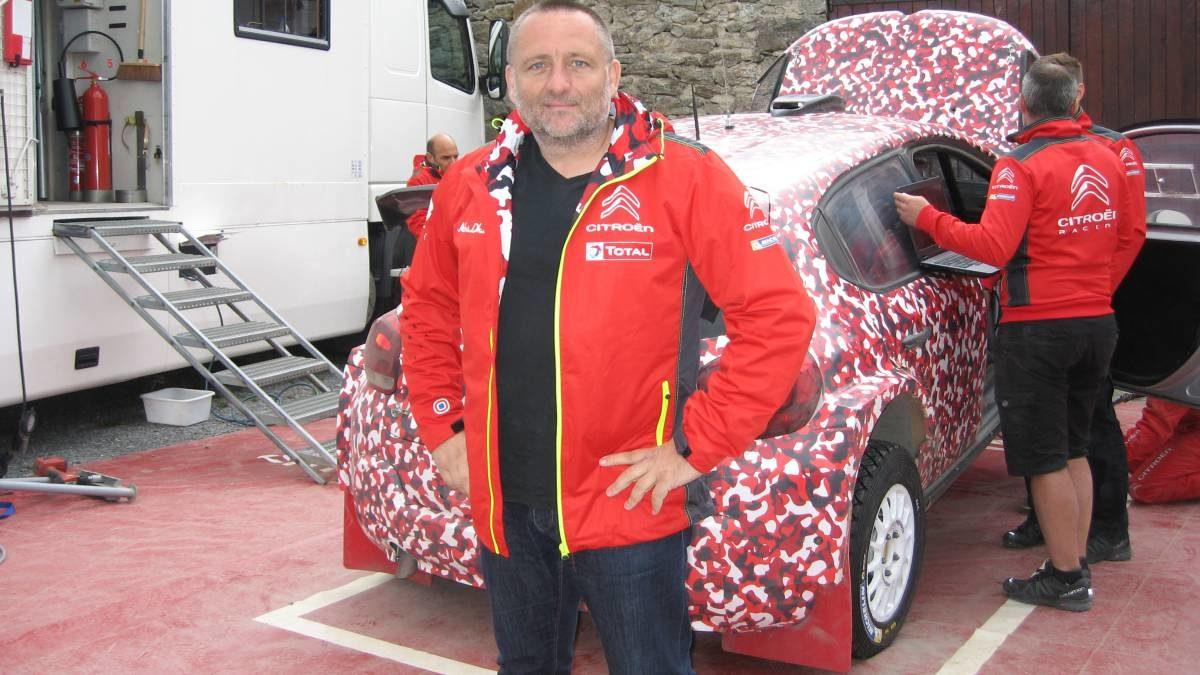 Yves Matton deja Citroën y pasa a dirigir los rallys en la FIA