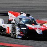 """""""Muy buena tanda"""" de Alonso en la segunda sesión con el Toyota"""
