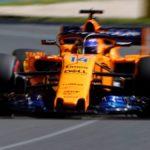 Alonso gana un segundo a Hamilton en Australia