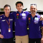 Rossi renueva con Yamaha y seguirá corriendo hasta los 41