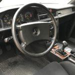 A la venta este Mercedes-Benz 190 E 2.3-16 de Niki Lauda con el que compitió en Nürburgring