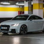 Prueba Audi TTRS Coupé 2.5 TFSI 400 CV quattro S tronic: Poco le falta para ser el mejor de su segmento