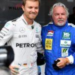 "Rosberg: ""No veo a Hamilton ganando en Mónaco"""
