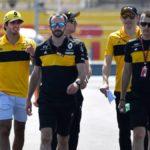 """Carlos Sainz : """"Aquí los McLaren van mejor que nosotros"""""""
