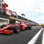 El Ferrari es el mejor coche de la Fórmula 1 en el inicio de año