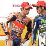 Guiño de Rossi a Pedrosa para no retirarse y subirse a Yamaha