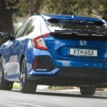 El Honda Civic i-DTEC 1.6 litros recibe mejoras y la caja de cambios automática de 9 velocidades