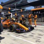 En directo: Hamilton toma el liderato por delante de Bottas