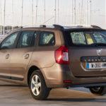 La nueva gama Dacia Logan, muy reducida