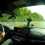 [Vídeo] El Audi RS4 Avant es un misil y si no te lo crees, mira esta vuelta a Nürburgring