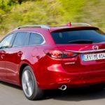 Ya a la venta el renovado Mazda6: Estrena motores y equipamiento