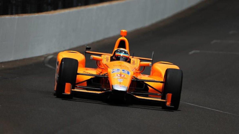 Circuito Barber : Alonso pilotará un indycar de andretti en barber el s