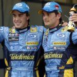 Button y Fisichella valoran el adiós de Alonso a la Fórmula 1