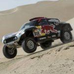 Carlos Sainz defenderá su corona en el Dakar 2019 con Mini