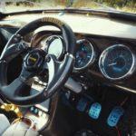 ¡Delicioso! Este Mini clásico tiene un motor VTEC de 360 CV y es obra de un chaval de 22 años