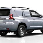 El Toyota Land Cruiser estrena versión comercial