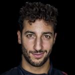 Ricciardo grabó el vídeo de su renovación con Red Bull