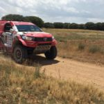 Xevi Pons volverá a correr con Toyota Overdrive en Hungría
