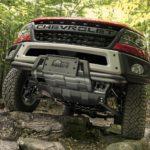 Chevrolet presenta el nuevo Colorado ZR2 Bison: Un pick-up de alto rendimiento creado por AEV