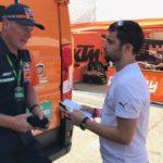 El futuro para un campeón del mundo de Motocross precoz