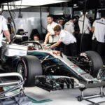 En directo GP de Rusia: los Mercedes luchan por la pole