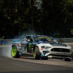 Este Mustang RTR de 900 CV ha completado el circuito de Nürburgring… ¡Haciendo drift!