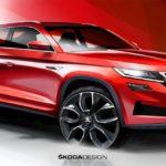 """Así es el Škoda Kodiaq GT: La alternativa """"coupé"""" del Kodiaq que llegará a China"""