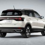 Así es el Volkswagen T-Cross para América Latina
