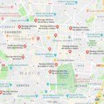 Los puntos de recarga de vehículos eléctricos llegan a Google Maps