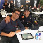 """Ricciardo: """"Quiero ser campeón en 2021 con Renault"""""""