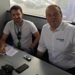Un Mercedes enmascarado en la parrilla de la Fórmula E