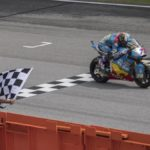 Alex Márquez suma su tercera mejor clasificación del año