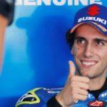 "Rins: ""No cambiaría este segundo por un título de Moto2 o Moto3"""