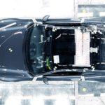 Volvo prueba por primera vez el comportamiento de la fibra de carbono del Polestar 1 en las simulaciones de choque
