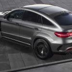 Así es el 'Project Inferno': Un monstruoso Mercedes-AMG GLE 63 S Coupe con ¡más de 800 CV!