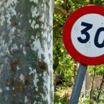 DGT: límites de velocidad más restrictivos a partir de 2019