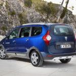 El Dacia Lodgy estrena motor 1.3 Turbo con 130 CV