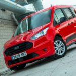 Prueba Ford Transit Connect Kombi L1 Trend 1.5 TDCi 120 CV: Un turismo con extra de espacio