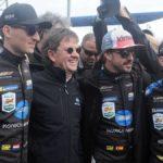 Alonso vuelve a la historia