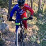 Arón Canet: atropellado mientras montaba en bicicleta