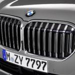 """Comparación visual: Así han evolucionado los """"riñones"""" del BMW Serie 7 en más de 40 años"""